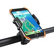 자전거 자전거 마운트 / 자전거 휴대폰 마운트 사이클링 견고함 / 핸드폰 / 360동 플립 비행 / GPS / 회전 / 유니버셜 / 조절가능 블랙 / 레드 플라스틱 1-Westbiking®