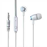 Maoke S9 In-Ear Stereo Bass 3.5mm headphone with Microphone for iPhone Samsung etc