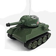 Serbatoio bestiame spensierati - 7 8 crawler auto mini telecomando serbatoi di ricarica 1: 7 fuoristrada giocattoli veicoli per bambini