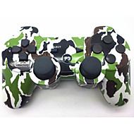 Wireless Joystick Bluetooth DualShock3 Sixaxis Rechargeable Controller  for  PS3 Multicolor