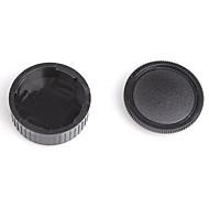 dengpin arrière lentille couvercle + caméra chapeau de corps pour leica m2 m3 m4 m6 m8 m9