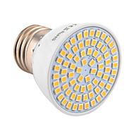7W E26/E27 LED-spotlampen MR16 72 SMD 2835 600-700 lm Warm wit / Koel wit Decoratief 30/09 V 1 stuks