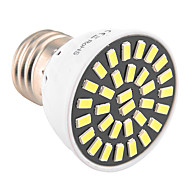 YWXLight® 7W E26/E26 LED Spotlight 32 SMD 5733 500-700lm Warm/Cool White AC 110V/220V