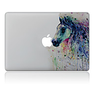 Colorful Horse Decorative Skin Sticker for MacBook Air/Pro/Pro with Retina