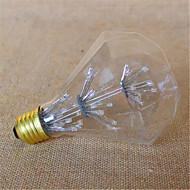 3W E26/E27 LED Λάμπες Σφαίρα G95 49 Dip LED 800 lm Κίτρινο Διακοσμητικό V 1 τμχ