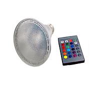 5W E26/E27 LED Έξυπνες Λάμπες PAR20 5 SMD 5050 800 lm Θερμό Λευκό / Ψυχρό Λευκό / RGB Τηλεχειριζόμενο / Αισθητήρας / Διακοσμητικό V 1 τμχ