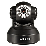 Wanscam® PTZ IP Camera Day Night Wi-Fi Protected Setup Motion Detection P2P Wireless
