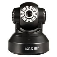 wanscam® câmera PTZ IP dia noite wi-fi movimento Protected Setup p2p detecção sem fio