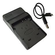 S005 micro usb mobiele camera acculader voor Panasonic S005 e bcc12 Fujifilm fnp70 DMC-fx8gk fx9gk fx10gk