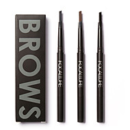 FOCALLURE 3 Colors Eye Brow Eyeliner Eyebrow Pen
