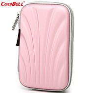 mobil merevlemez merevlemez csomag védőtok digitális tároló táska csomag 2,5 hüvelykes