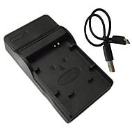 70a micro usb caméra mobile chargeur de batterie pour Samsung SLB-70a bp-70a ES65 ES70 ST60 PL120 PL170 ST100