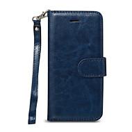 Per Custodia iPhone 7 / Custodia iPhone 6 / Custodia iPhone 5 A portafoglio / Porta-carte di credito / A prova di sporco Custodia