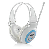 Neutral Product BS-228 Headphones (Neckband)ForComputerWithVolume Control Treasure up BS - 228 English Listening Wireless FM FM Head-Mounted Heari