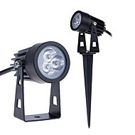 9W mini led spot overstroming licht buiten gazon landschap pad yard lampen