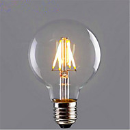 G80 4W LED Energy Saving Retro Decorative Imitation Tungsten Lamp