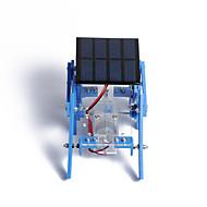 Crab Kingdom of Solar Panels Hexapod Robot Model Assembled DIY Handmade Material Package