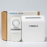 Wirele Doorbell Door Chime Kit - Over 500 Feet Range - 58 Chime - IP55 Wireless Tranmitter