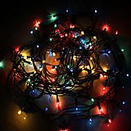 led dupla színes fény fesztivál karácsonyi fények véletlenszerű szín