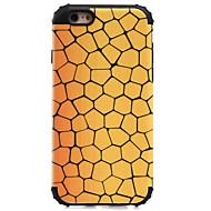 Voor Schokbestendig / Patroon hoesje Achterkantje hoesje Geometrisch patroon Hard PC voor AppleiPhone 7 Plus / iPhone 7 / iPhone 6s