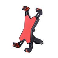 Suportes para Celular Moto Rotação 360° / Suporte Ajustável ABS for Celular