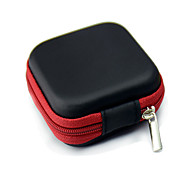 이어폰 헤드폰의 경우 컨테이너 케이블 이어폰 저장 상자 파우치 가방 holde 스토리지 가방 케이스
