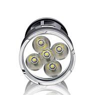 조명 LED손전등 LED 3000 루멘 3 모드 LED 18650 Himmennettävissä 방수 슈퍼 라이트 높은 전력 캠핑/등산/동굴탐험 일상용 사이클링 사냥 낚시 여행 멀티기능 야외 알루미늄 합금