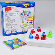 Board Game / Educational Toy Leisure Hobby Fish Plastic Dark Red / Green / Blue For Boys / For Girls