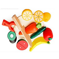 Stress Relievers / Pretend Play Toys Novelty Apple Wood Rainbow For Boys / For Girls