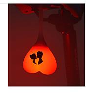 自転車用ライト / 後部バイク光 / 安全ライト LED サイクリング 防水 / 小型 ボタン電池 ルーメン バッテリー レッド / オレンジ サイクリング / バイク用-照明