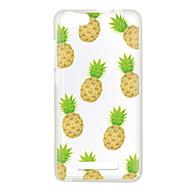 Til wiko lenny 3 solnedgang 2 tilfælde cover ananas mønster bagcover soft tpu lenny 3 solnedgang 2