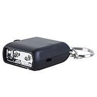 Belysning LED-Ficklampor LED 50 Lumen 1 Läge LED batterier Liten storlek Camping/Vandring/Grottkrypning Plast