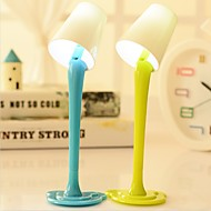 Creative Lamp Ball Point Pen Lovely Night Light Shape Funny Plastic Student Pen with Ligh Night  Ramdon Color