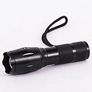 Light Long-Range Telescopic Focusing Flashlight LED