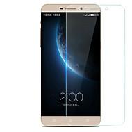 5pcs hoge transparantie lcd kristalheldere screen protector met een reinigingsdoekje voor Huawei p8 lite