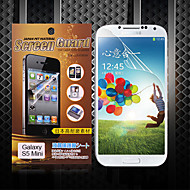 Protective HD Screen Protector for Samsung Galaxy S5 Mini (3 pcs)