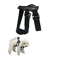 Kamerapidike koiranvaljaisiin Kiinnitys varten Gopro 5 Gopro 4 Gopro 3 Gopro 3+ Gopro 2