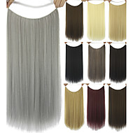 Human Hair Extensions synthetisch 80G 60CM haarextensies