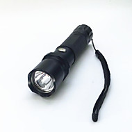 Compass Outdoor Camping Camping LED Flashlight Flashlight