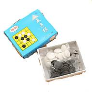Brætspil skak spil Pædagogisk legetøj Til Gave Byggeklodser Kvadrat Cirkelformet 5 til 7 år Legetøj