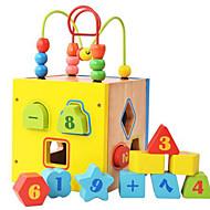 Minsker stress / Pædagogisk legetøj Hobbylegetøj Legetøj Originale Firkantet Træ Regnbue Til drenge / Til piger