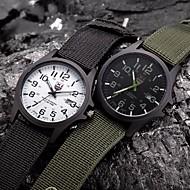 Masculino Mulheres Casal Unissex Relógio Esportivo Relógio Militar Relógio Elegante Relógio de Moda Relógio de Pulso QuartzoPunk Colorido