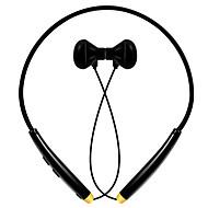 Fineblue FD-500 イヤバッド(イン・イヤ式)Forメディアプレーヤー/タブレット 携帯電話 コンピュータWithマイク付き DJ ボリュームコントロール ゲーム スポーツ ノイズキャンセ Hi-Fi 監視 Bluetooth