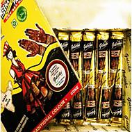 30g Indische zwarte henna tijdelijke tattoo pasta buis kegel body art 3pcs / lot
