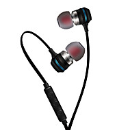 Nøytral Produkt KDK-205 Øreplugg-hodetelefoner (i ørekanalen)ForMedie Avspiller/Tablett Mobiltelefon ComputerWithMed mikrofon DJ FM Radio