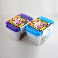 4 Kuhinja Plastika Kutije za užinu