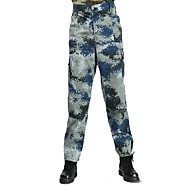 Unisex Prendas de abajo Caza Listo para vestir Materiales Ligeros Primavera Verano Otoño Camuflaje