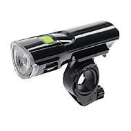 Kerékpár első lámpa LED Kerékpározás Tompítható AAA Lumen Akkumulátor Kempingezés/Túrázás/Barlangászat Kerékpározás-Világítás