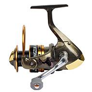 Carrete de la pesca Carretes para pesca spinning 2.6:1 11 Rodamientos de bolas Intercambiable Pesca en General-AF3000