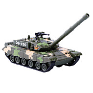 Military Vehicle Toys Car Toys 1:20 Metal Plastic Green Camouflage Model & Building Toy